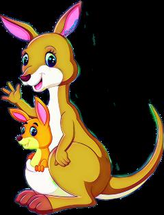 freetoedit sckangaroo kangaroo