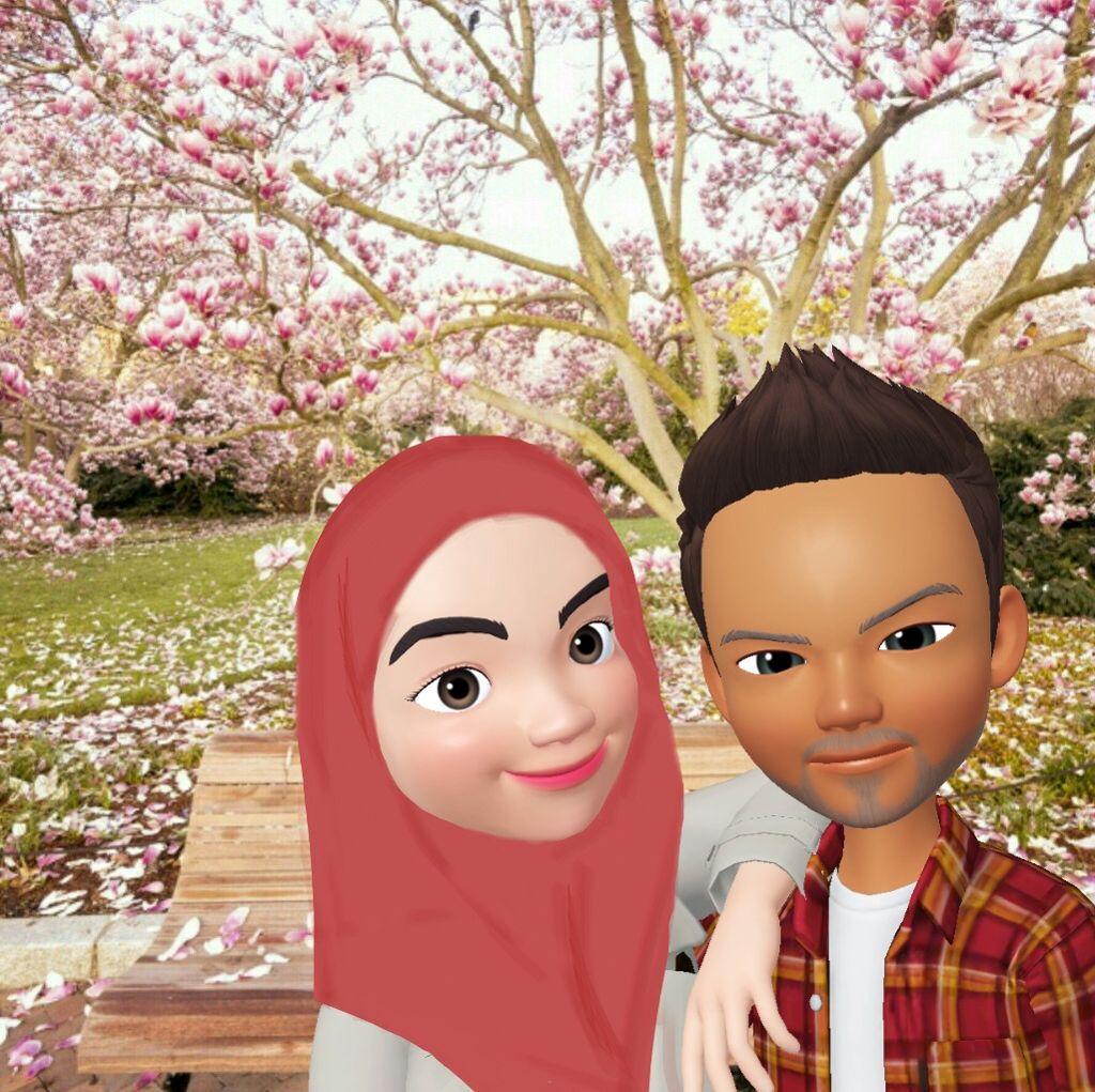 80 Gambar Gambar Kartun Zepeto Hijab Terlihat Cantik