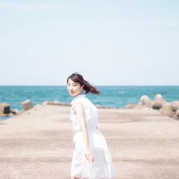 sea summer japan aomori