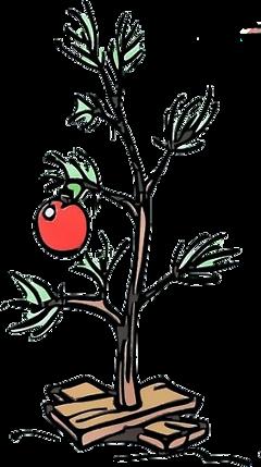 xmastree charliebrown tree ftestickers freetoedit