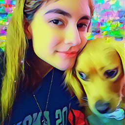 colorbrighteffect puppy ped beutifulday laika