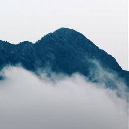 freetoedit nature hilltop clouds naturephotography