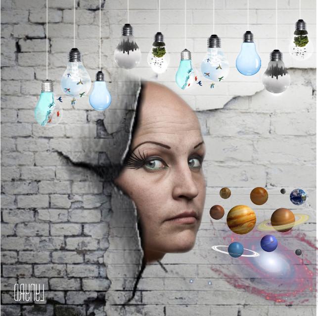 #freetoedit #wall #face #interesting #art #creative #creation #myart #mymood #myedit #thursday #madewithpicsart