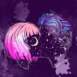 freetoedit spaceremix stars spacey coloringbookforme