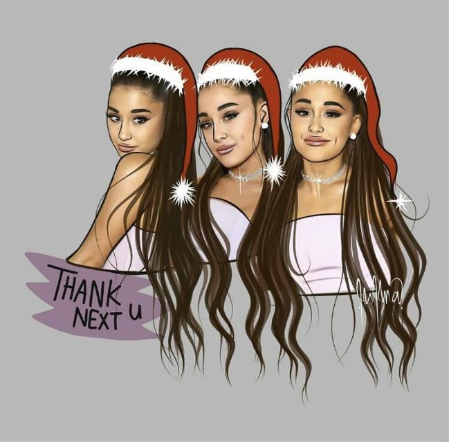 thank you, next ❤️  creds: @itsilinaoutline   #digitalart #arianagrande #ariana #thankyounext #petedavidson #singer #beautifulgifl