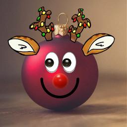 freetoedit reindeer