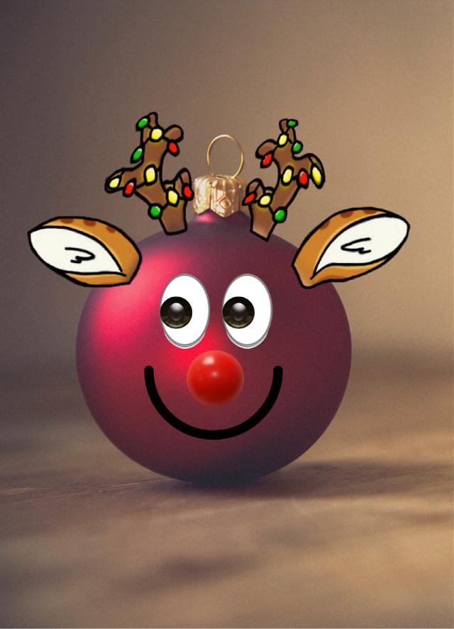 #freetoedit #reindeer