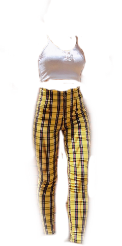 freetoedit outfits outfit yellow casual