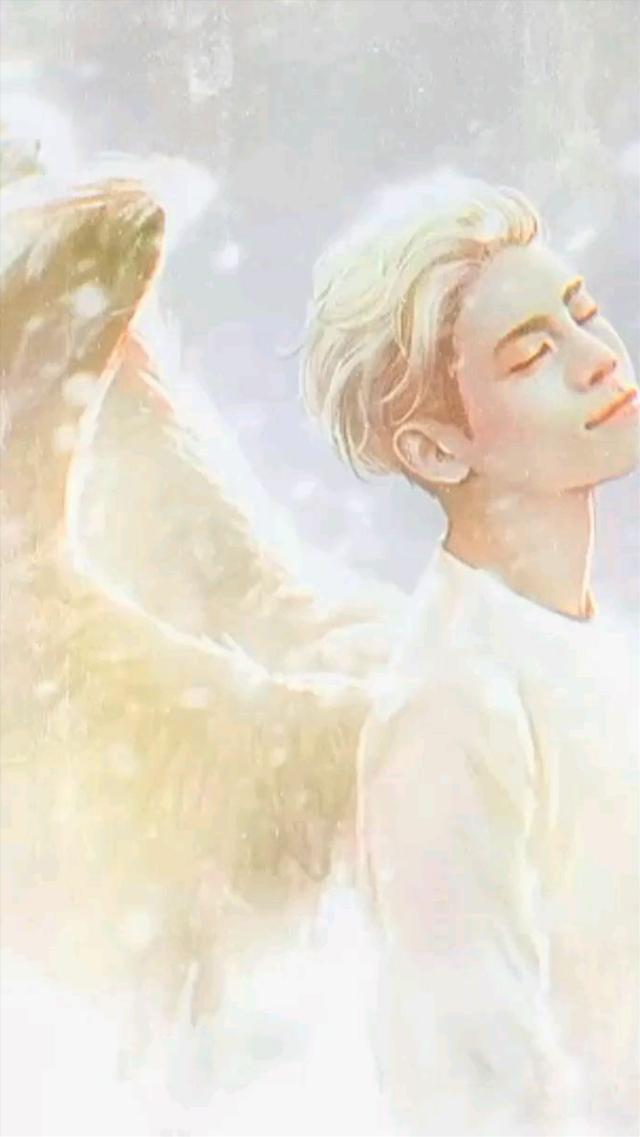 #ripjonghyun  #freetoedit  Our Angel 🕊