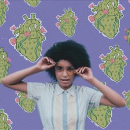 beyourself polaroid girl girlpower cactus