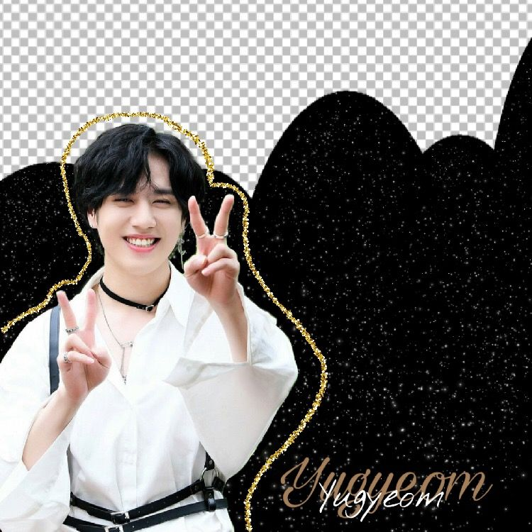 #freetoedit #got7 #yugyeom