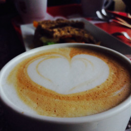 coffee comfortfood metime relax hearts pconthetable freetoedit
