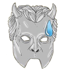 Ghost Bc, Nameless ghoul Nervous emoji by Ratsaellus