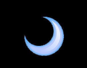 moon moonemoji pastel aesthetic tumblr