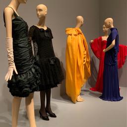 exhibition fabulousfashion fashion color light