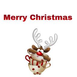freetoedit christmas rudolph