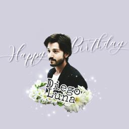 edit diegoluna birthdayedit birthday happybirthday freetoedit