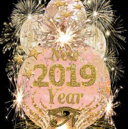 happynewyear2019 daih nuevo comienzo buenas