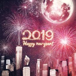 freetoedit 2019 happynewyear