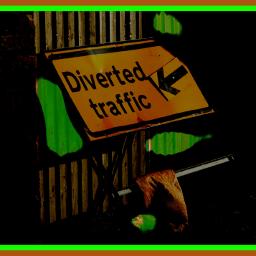 photography traffic sign signage travel