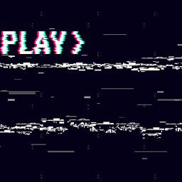 freetoedit vhs play vhsoverlay overlay