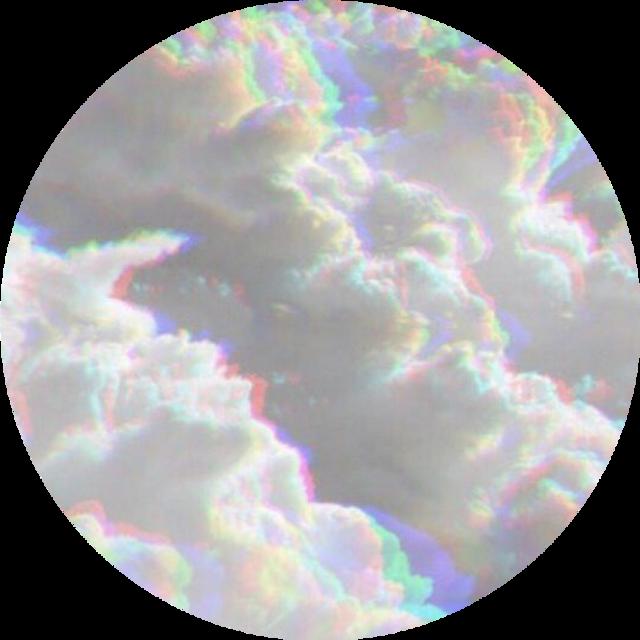 #cloud #sky #glitch #asthetic