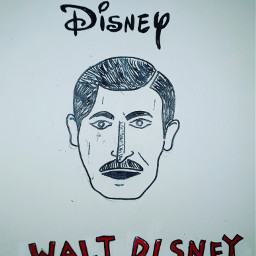 freetoedit waltdisney disney portrait head