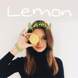 irclemonart lemonart freetoedit lemon