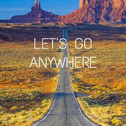 let go anywhere lifethemoment travel