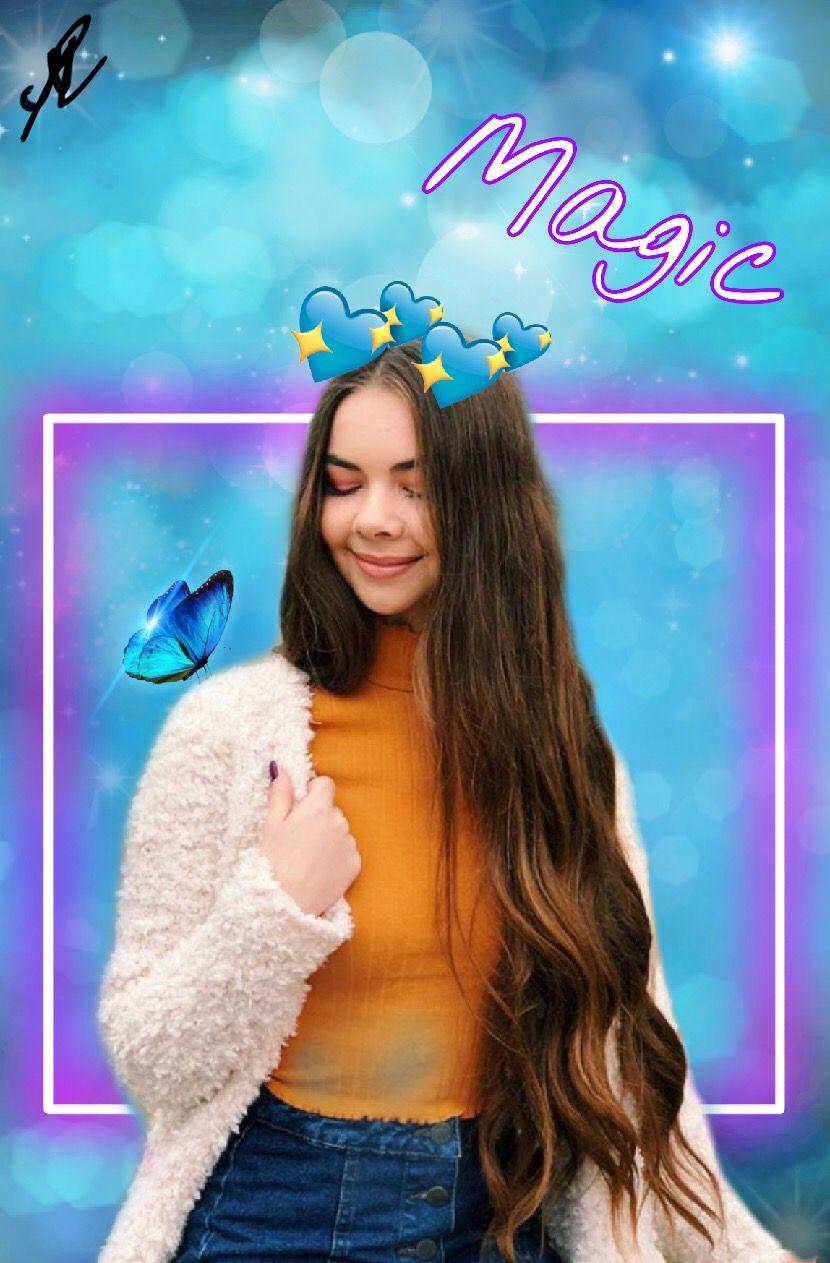 #freetoedit #interesting #magic #girl #moldova