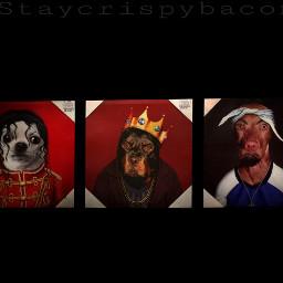 doglovers animallovers michaeljackson biggie tupac