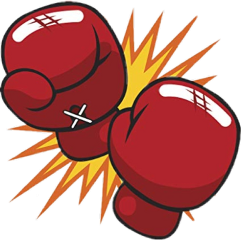 gloves boom fight red freetoedit