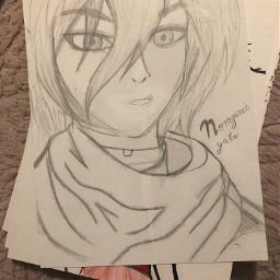 yato noragami sketch art drawing