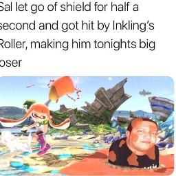 smashultimate smashbros meme inklinggirl