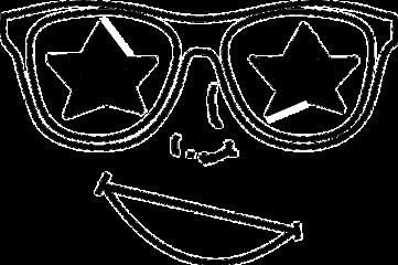 freetoedit sticker stickers gesicht face schwarz schwarzwei schwarzweiss