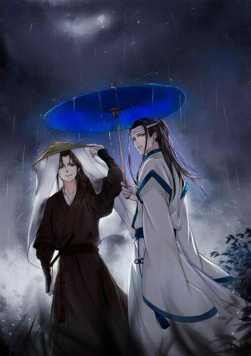 Our acquaintance is just like a dream 💕 #MoDaoZuShi #Yaoi #Anime #Chinese #Manhua #TheGrandmasterOfDemonicCultivation #Kawaii #Lanwangji #LanZhan #WeiWuxian #WeiYing
