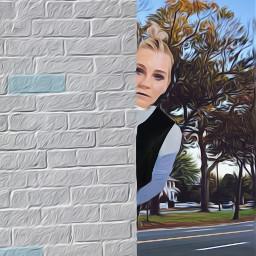 ircmilkbath milkbath freetoedit peek wall