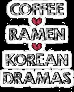 korean kpop kdramas drama coffee
