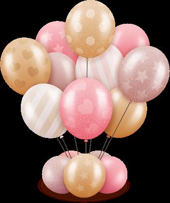 #balloon #balloons #cute #colorful #party