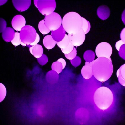 purple aesthetic light neonpurple black
