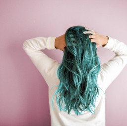 irclonghairdontcare longhairdontcare longhairdon featurethis teal freetoedit