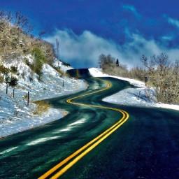 angeleyesimages landscapephotography landscape snow winter freetoedit