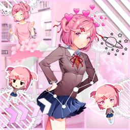 edit horrible natsuki ddlc doki freetoedit