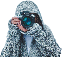 freetoedit photographer clothing cold