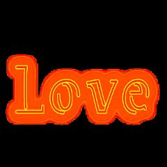 love neon neonlove ftestickers valentinesday freetoedit