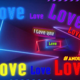 neon love neonlove ftestickers valentinesday fteyellow freetoedit