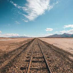 railroad railroadtrack background backgrounds freetoedit