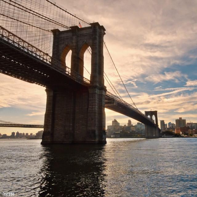 #freetoedit #brooklynbridge #newyorkcity #myoriginalphoto