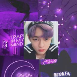 chenlenctdream edit purpleaesthetic