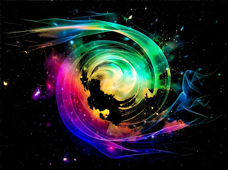 #swirl #rainbow
